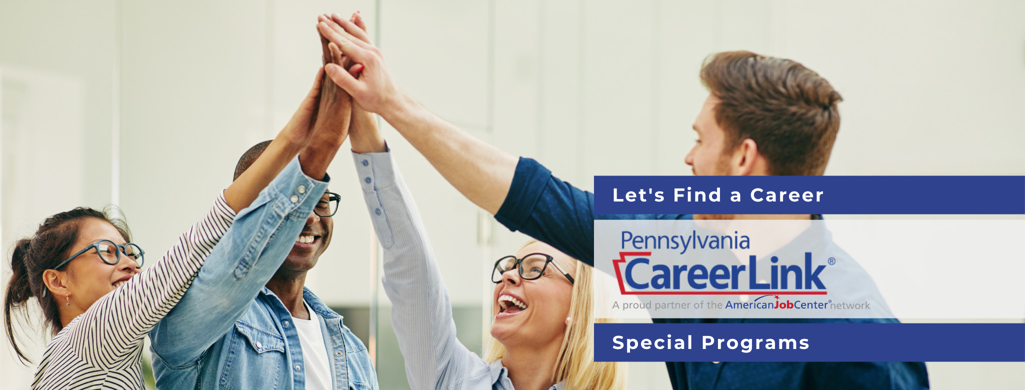 PA CareerLink Special Programs